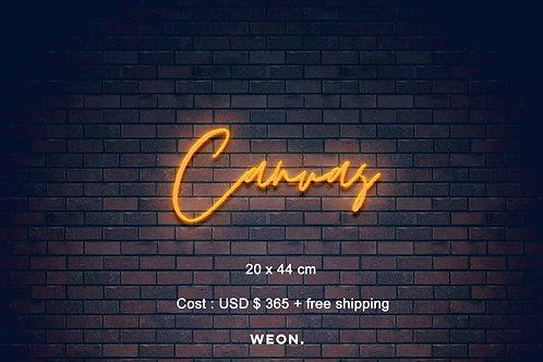Custom Neon Sign ( Meggwuzhere )