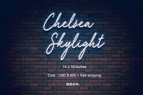 Custom Neon Sign ( Shivani Bautista )