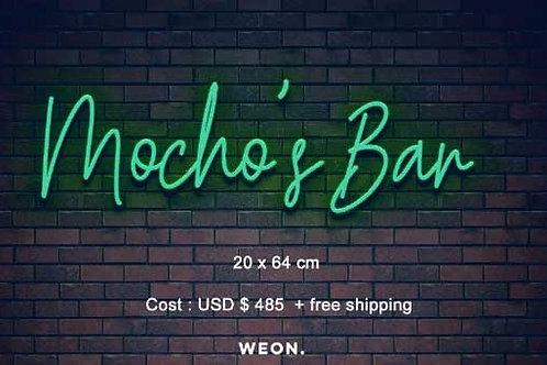 Custom Neon Sign ( George Portillo )
