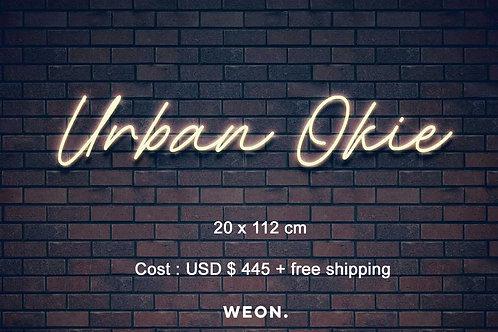 Custom Neon Sign ( Tiffany Webb )