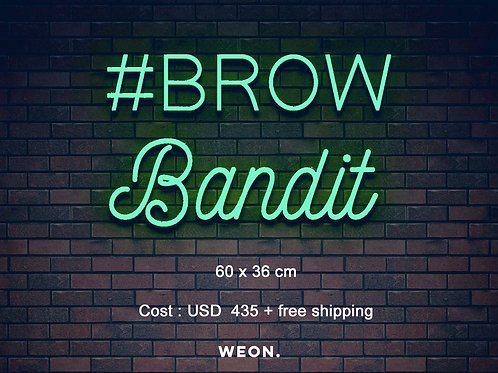 Express delivery ( Brow Bandit )