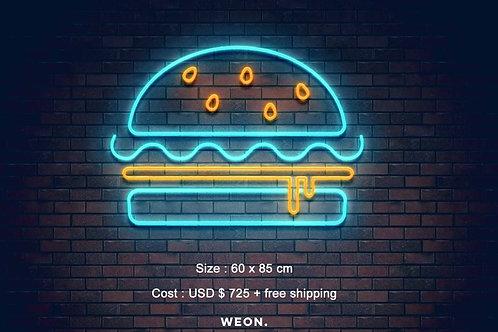 Custom Neon Sign ( Nick Carpenter )