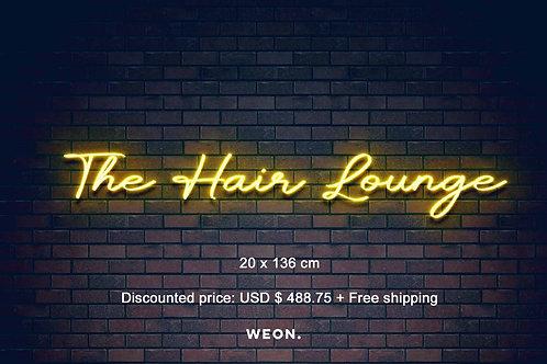 Custom Neon Sign ( NijaAshley BU Salon )