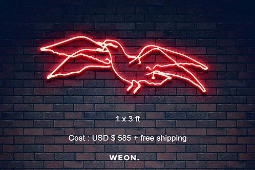 Custom Neon Sign ( James Gage )