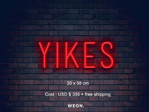 Custom Neon Sign ( Luke Swanson )