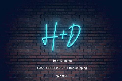 Custom Neon Sign ( Dana Williams )