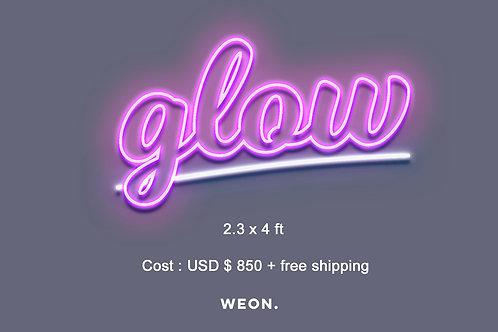 Custom Neon Sign ( Dixie Hemingway )