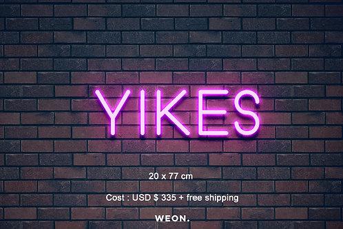 Custom Neon Sign ( Rina Krupsky )