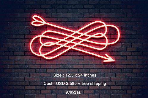 Custom Neon Sign ( Denise O'Leary )