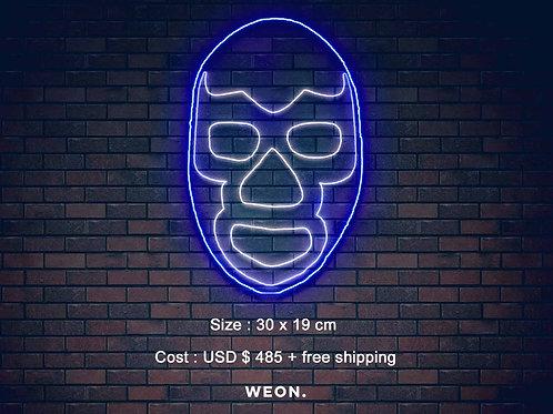 Custom Neon Sign ( Amairani olivares - remaining 50%)