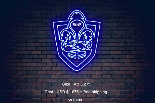 Custom Neon Sign ( x2slushy )