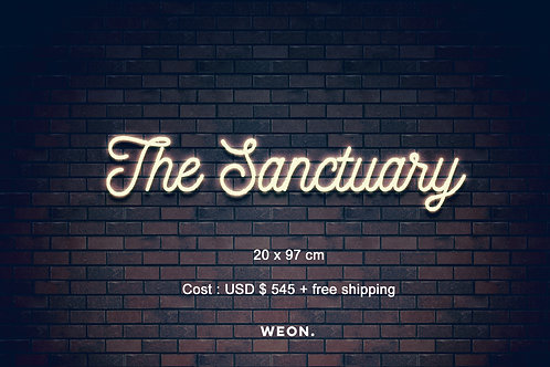 Custom Neon Sign ( Victor Gutierrez  )