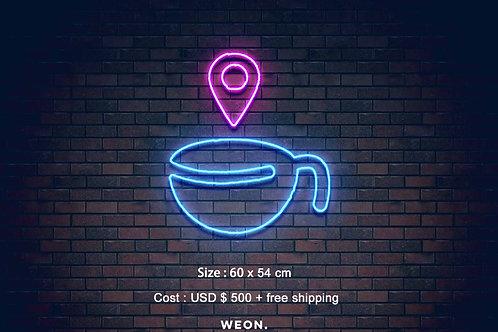 Custom Neon Sign ( Jenna Henson )