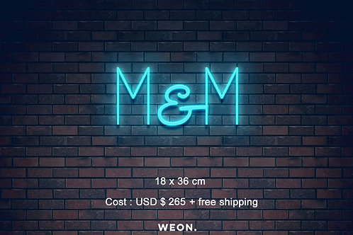 Custom Neon Sign ( Mikayla Williams  )
