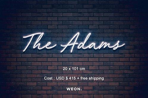 Custom Neon Sign ( Freels, Allison Rose )