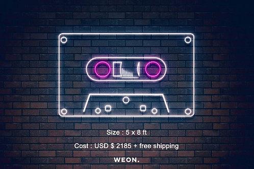 Custom Neon Sign ( Anna Collins )