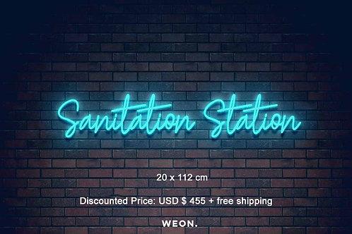 Custom Neon Sign ( She Salon )