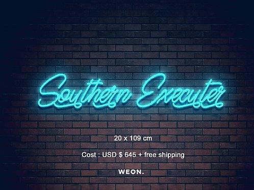 Custom Neon Sign (  Christopher Linder )