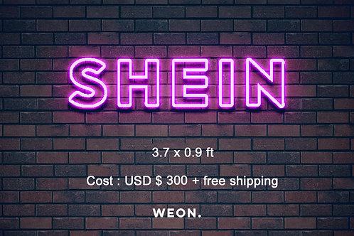 Custom Neon Sign ( SHEIN )