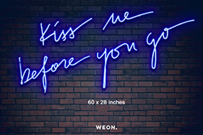 Custom Neon Sign ( paul703 )