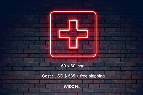 Custom Neon Sign (Cedric Kovacs-Johnson )