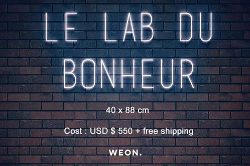 Custom Neon Sign (  Pierre G )