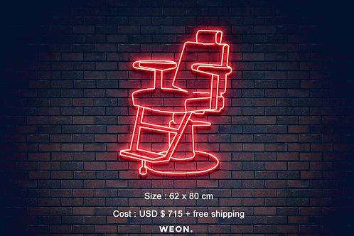 Custom Neon Sign ( Alex Masi )