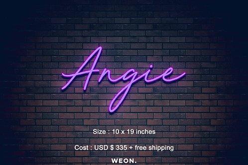 Custom Neon Sign ( angsil2406 )