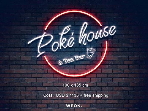 Custom Neon Sign ( wen pan )