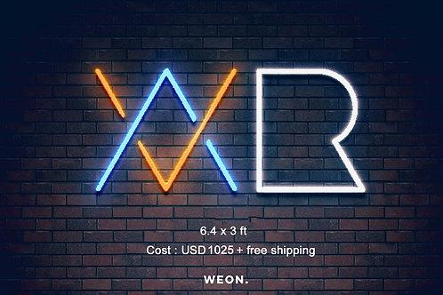 Custom Neon Sign ( Brianne Weis )