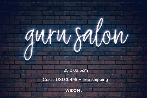 Custom Neon Sign ( Dominique Aguilar )
