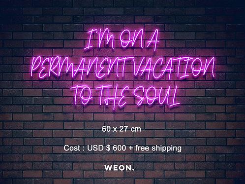 Custom Neon Sign (  Connor Amsden )