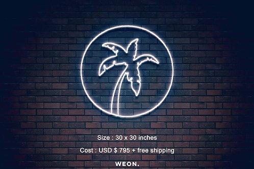 Custom Neon Sign ( golightly_holiday )