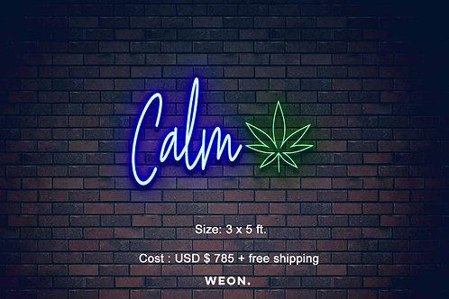 Custom Neon Sign ( Bonnie Caldwell )