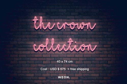Custom Neon Sign ( Chaynia Johnson )