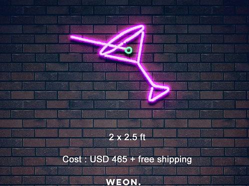 Custom Neon Sign (  Matt Kamin )