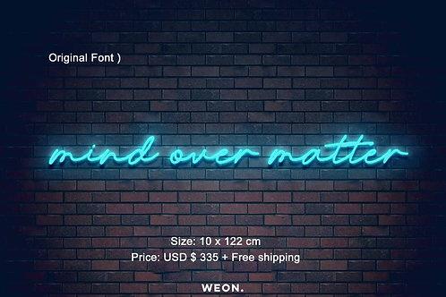 Custom Neon Sign ( Carolina Casalduc )
