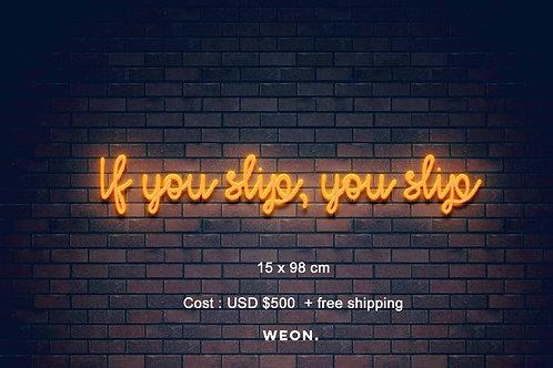 Custom Neon Sign ( Rachael Sporar  )