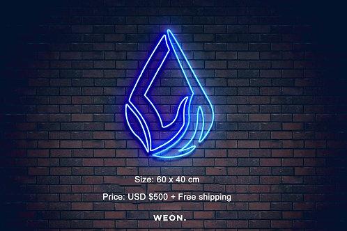 Custom Neon Sign ( Madison Sheldon )