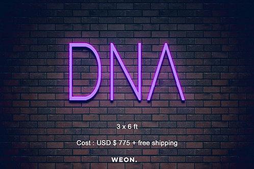 Custom Neon Sign ( Danielle Ferreira )