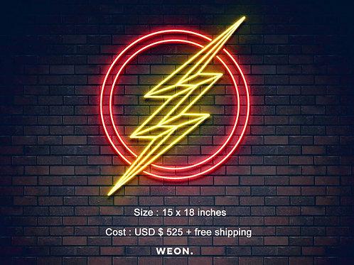 Custom Neon Sign ( Britanny Avila )