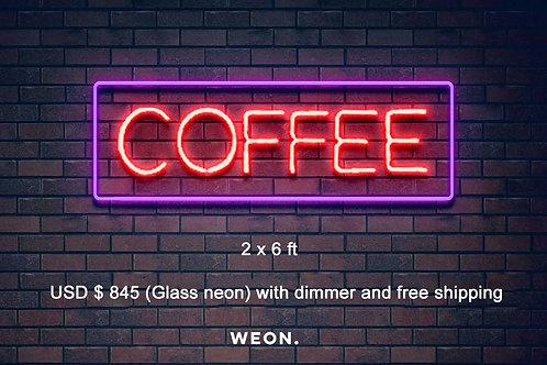 Custom Neon Sign ( Idlewild )