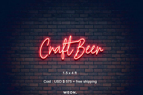 Custom Neon Sign ( Ceci Yepiz )