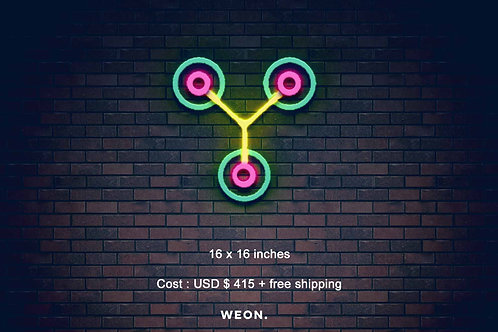 Custom Neon Sign ( alyssa keeney )
