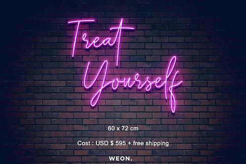 Custom Neon Sign ( Yesenia Gallegos  )