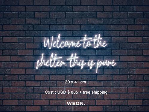 Custom Neon Sign ( Jacqueline Zlevor )