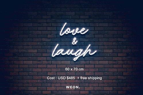 Custom Neon Sign (  Ashley Johnson   )