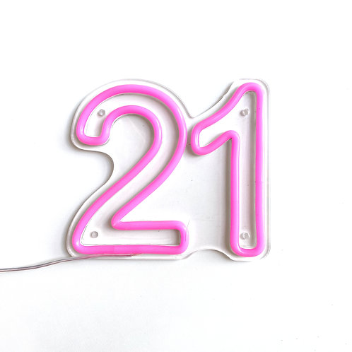 sweet 21