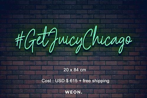 Custom Neon Sign ( Czyzewski, Adrianna )