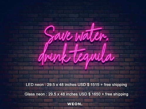 Custom Neon Sign (  Tinesha S )